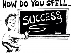 How-to-Spell-Success